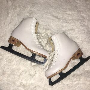 Riedell Ice skates. Price is firm .